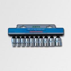 HONITON Sada 1/2 hlavic 10-24 Honiton 10 dílů H4010