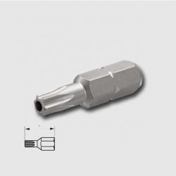 HONITON Bit 1/4 s otvorem TH10 x 25mm HW965-11-02510