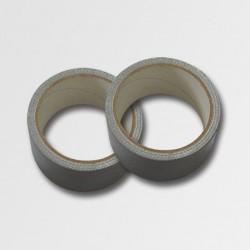 Lepící páska - stříbrná  Duct tape 50mm x 50m