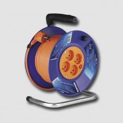 EMOS Prodlužovací kabel na bubnu 230V/50m KL29050