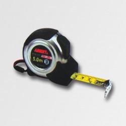 Metr svinovací  kovový 7,5mx25mm