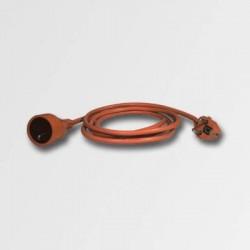 EMOS Prodlužovací kabel 1 zás.230V/25m KL29125