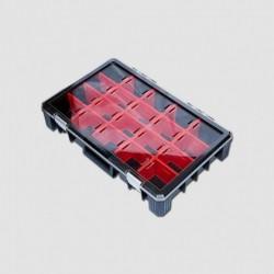 Box plastový s organizérem HD600 MIX, 390x600x110mm