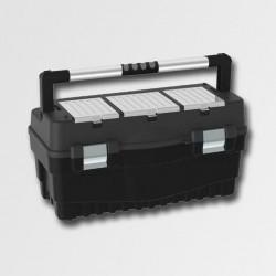 Box plastový s organizérem HD600, 390x600x110mm