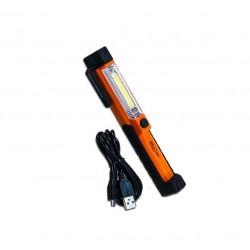 Svítilna mini COB-Led 1,5W+1W