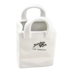 Dekorace taška BAG 9,5 x 6 x 5 cm  SandraRich