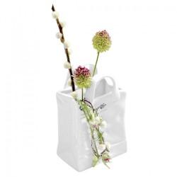 Dekorace taška BAG 16,5 x 10,5 x 7 cm  SandraRich