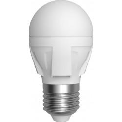 LED žárovka micro globe  E27 6W 580lm 4200K