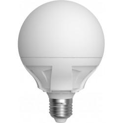 LED žárovka globe E27 15W 1530lm 4200K