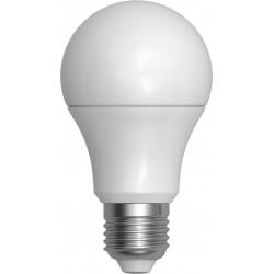 LED žárovka hruška E27 10W 900lm, 3000K