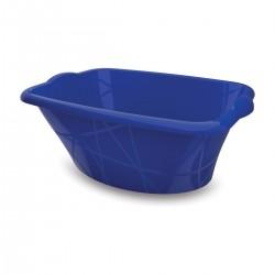 KIS Umyvadlo obdélníkové M - modré 14l