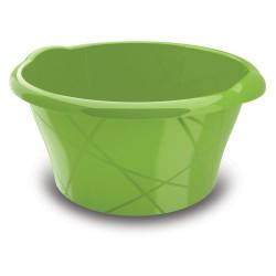 KIS Umyvadlo kulaté M - Zelené 16l
