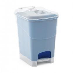 KIS Koš na odpad Koral Bin S - průhledný / modrý, 10L