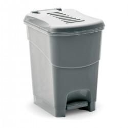 KIS Koš na odpad Koral Bin S- šedý, 10L