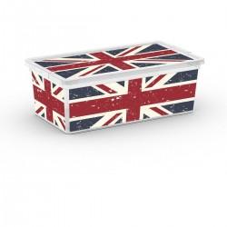 KIS C Box Style Union Jack  XS, 6l