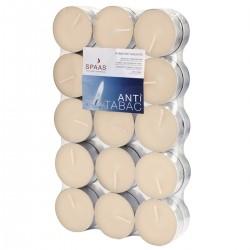 SPAAS Čajové svíčky vonné anti-tabac 30ks