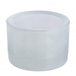 SPAAS Svícen na čajové svíčky MAXI bílý