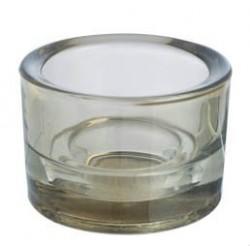 SPAAS Svícen na čajové svíčky MAXI šedý