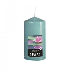 SPAAS Vonná svíčka válec  8x15cm - leknín