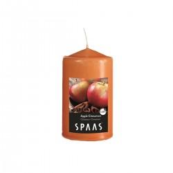 SPAAS Vonná svíčka válec 6x10cm - skořice