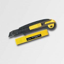 STAVTOOL Nůž ulamovací 18mm +zásobník P19102