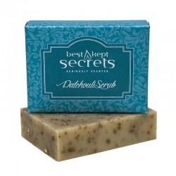 Přírodní mýdlo  - Patchouli Scrub 100g