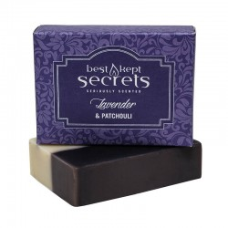 Přírodní mýdlo  - Lavender and Patchouli 100g