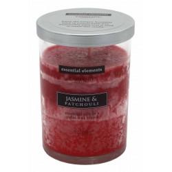 CANDLE-LITE Svíčka dekorativní ve skle - Jasmine & Patchouli  283g