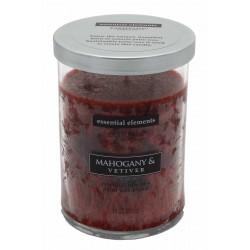 CANDLE-LITE Svíčka dekorativní ve skle - Mahogany & Vetiver  283g
