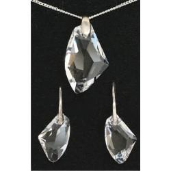 Souprava Rita. Made with®Swarovski crystals - SWAROVSKI