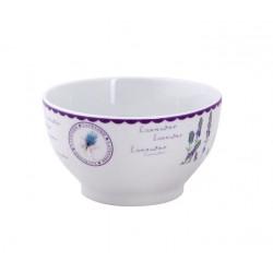 Miska levandule, 580 ml, keramika