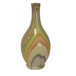 váza keramická 11 x 23,5 cm