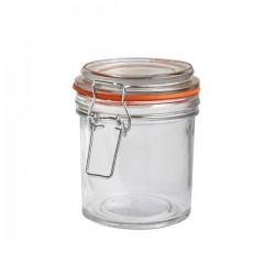 Dóza sklo, patentní uzávěr, 270 ml