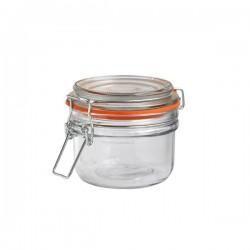 Dóza sklo, patentní uzávěr, 160 ml