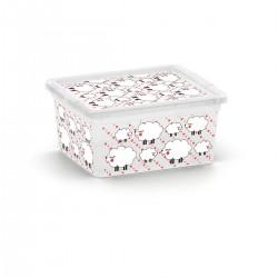 C Box Style XXS, Cute Animals, 2l