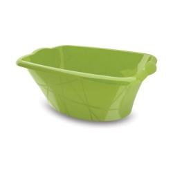 Umyvadlo obdélníkové M - Zelené 14l