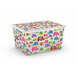 C Box Style Tender Zoo XL, 50l s kolečky
