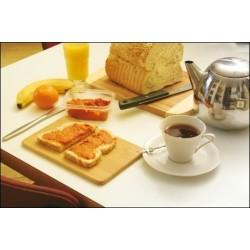 Snídaňový talíř z bambusu