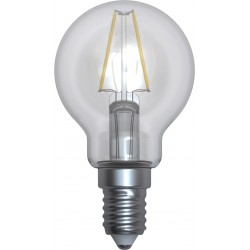 LED žárovka micro globe  E14 4W 420lm  3000K