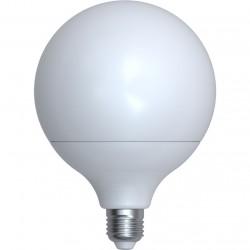 LED žárovka globe  E27 18W 1600lm  3000K