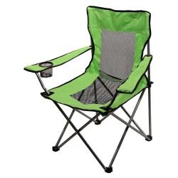 Židle kempingová skládací NET