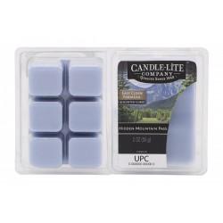 CANDLE-LITE Vonný vosk - Hidden Mountain Pass 56g