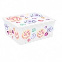 C Box Style Portobello M, 18l