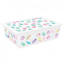 C Box Style Portobello L, 27l s kolečky