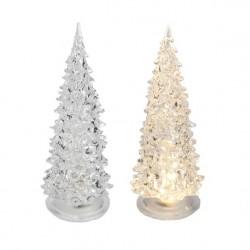 Vánoční stromek LED, svítící, assort