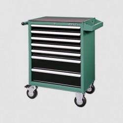 Montážní vozík na nářadí kovový vybavený 215dílů  677x459x1000mm