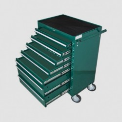 Montážní vozík na nářadí kovový 680x458x860mm