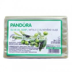 Olivové mýdlo 100% s vůní - NATUR 100g