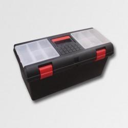 Box plastový s organizérem STUFF 580x285x295m