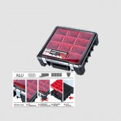 Box plastový s organizérem HD 389x400x110mm